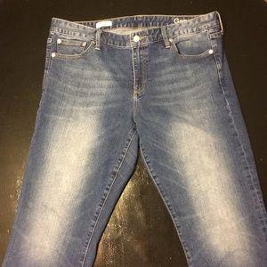GAP 32 Reg Perfect Boot Men's Jeans